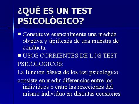 test psicologico pin test psicologico on