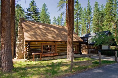 Cabins Near South Lake Tahoe by Tiny Log Cabin Near Lake Tahoe