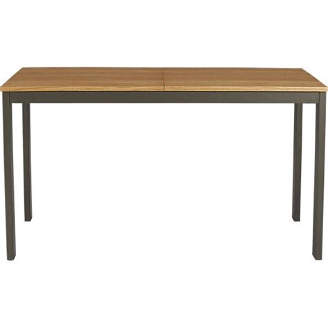 cb2 dining table extension dining table cb2