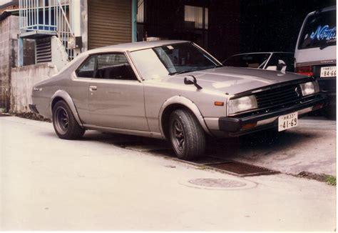 nissan datsun 1980 hakosukagc10 1980 nissan skyline specs photos