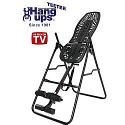 inversion table as seen on tv as seen on tv teeter hang ups fit 100 inversion table