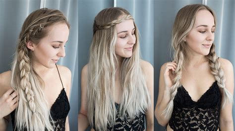 Really Easy Hairstyles by Really Simple Hairstyles Hairstyles