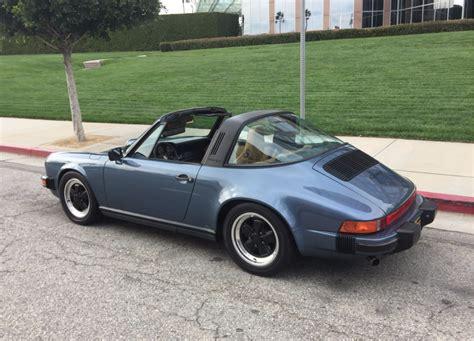 how to work on cars 1989 porsche 911 seat position control 1989 porsche 911 carrera targa bring a trailer
