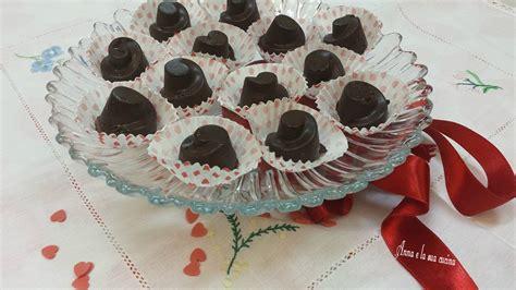 cioccolatini fatti in casa ripieni cioccolatini ripieni e la sua cucina