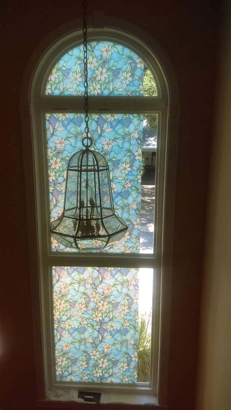 decorative window film decorative window film jacksonville florida stained
