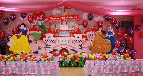 Carnival Theme Party Decoration Ideas - stage decoration abby creative designs by abby sue