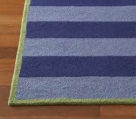 boys rugby stripe rug pottery barn