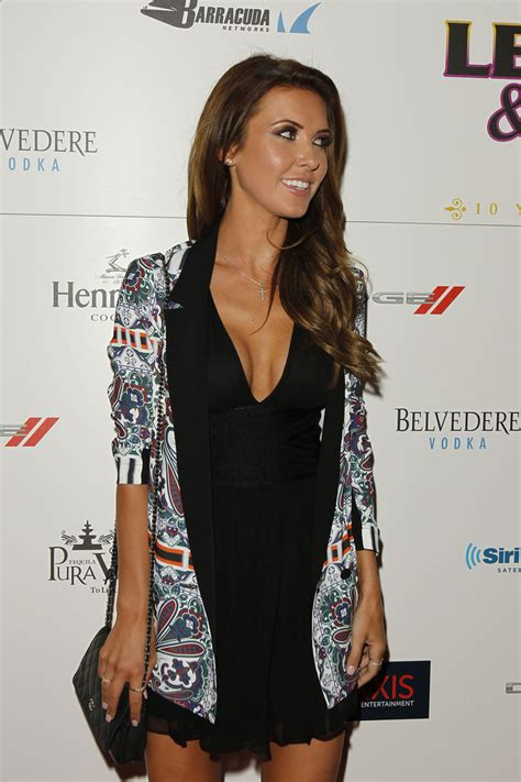 Audrina Patridges New Is by Audrina Patridge Photos Photos At The Leather And