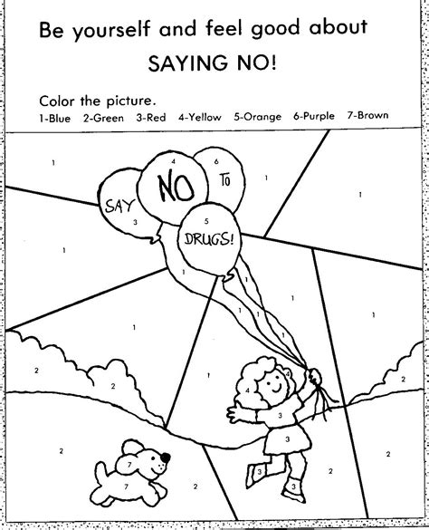 Blue Ribbon Coloring Pages