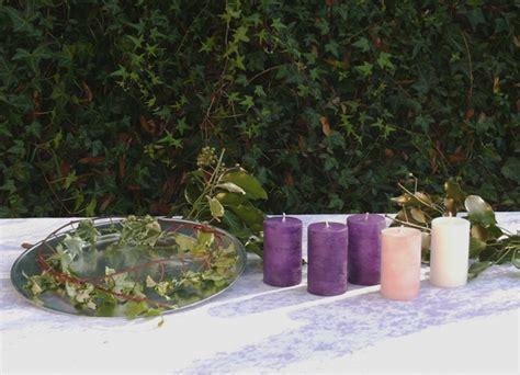 candela avvento candele per avvento e quaresima