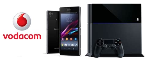 vodacom like free ps4 for first people to buy an xperia z2 tomorrow