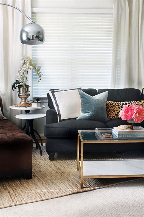 The Hunted Interior by How To The Layered Rug Look The Everygirl
