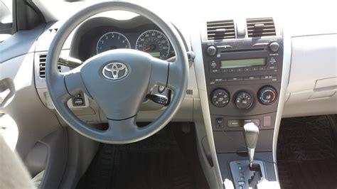2009 Toyota Corolla Interior by 2009 Toyota Corolla Interior Pictures Cargurus