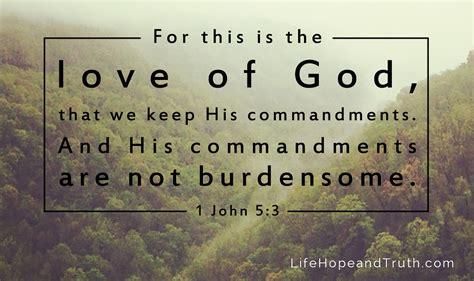 The Ten Commandments 10 commandments list