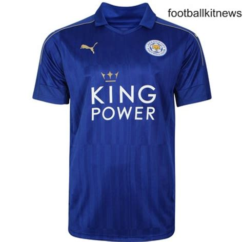 Jersey Leicester City Home 2016 2017 new leicester city jersey 2016 2017 lcfc home kit 16 17 football kit news
