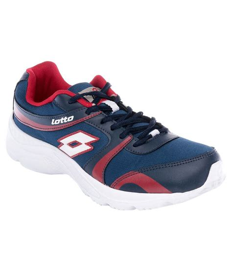lotto navy blue sports shoes price in india buy lotto