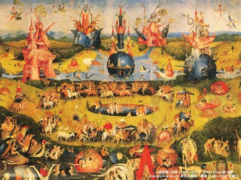 hieronymus bosch the work of hieronymus bosch guliverlooks