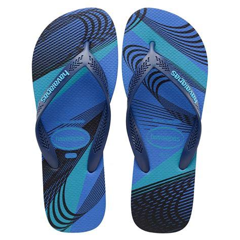 havaianas comfortable havaianas aero graphic blue star navy lighter sole for