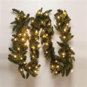 weihnachtsgirlande mit beleuchtung tannengirlande beleuchtung 187 preissuchmaschine de