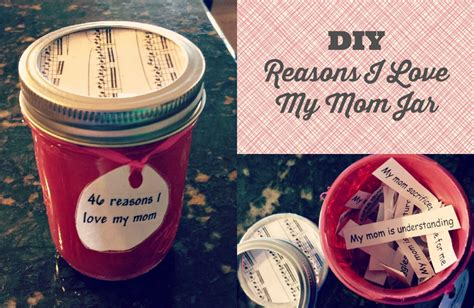mother gifts homemade christmas gifts for mom from kids rainforest