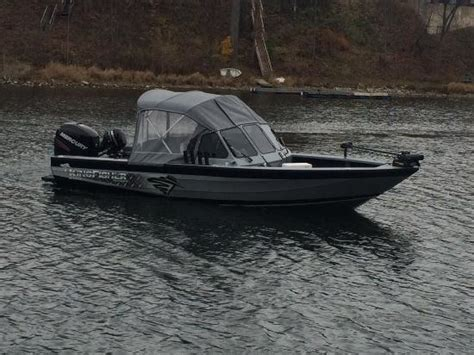 kingfisher walleye boats the fastest walleye charter boat on quinte picture of