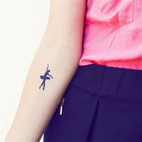 ballet tattoonie tattooforaweek temporary tattoos