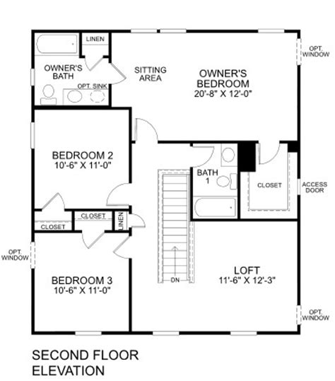 building our first home florence florence floor plan building our first home with ryan homes our floor plan