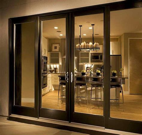 how to put in a sliding glass door 25 best ideas about sliding glass doors on