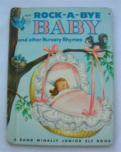 a graceful goodbye a new outlook on books rock a bye baby and other nursery rhymes rand mcnally