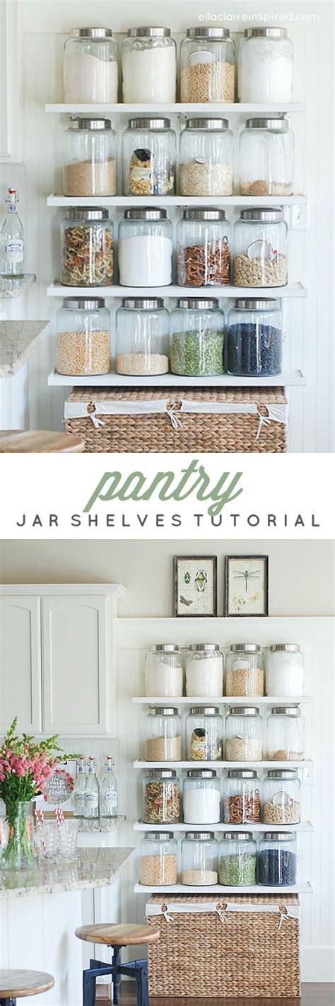 Kitchen Organization Shelf Best 10 Kitchen Wall Shelves Ideas On Open