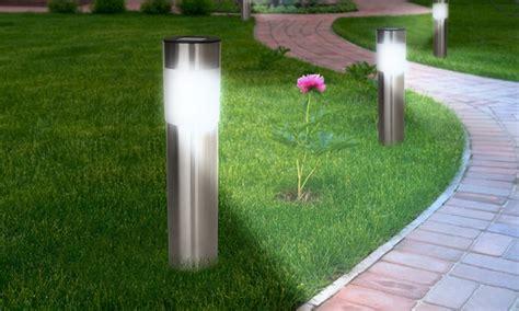 da giardino a energia solare da giardino ad energia solare groupon
