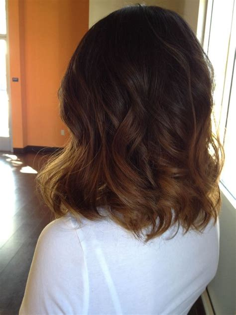 medium ombre haircuts ombre on medium length hair love hair pinterest