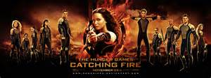 The hunger games catching fire movie fans invaded moviesrbk