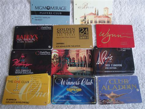 Bellagio Gift Cards - 11 used casino las vegas nv players club card aladdin wynn bellagio tropicana ebay
