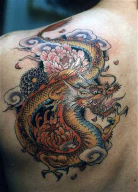 dragon and tiger tattoo designs japan designs