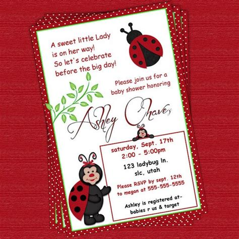 Custom Printed Baby Shower Invitations by Baby Shower Invitations Personalized Theruntime