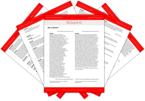 themes in hamlet litcharts richard iii themes from litcharts the creators of sparknotes