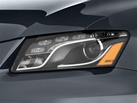 audi q5 headlights 2011 audi q5 quattro 4 door 3 2l premium plus headlight