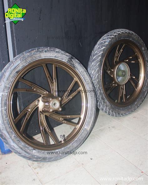 Cat Oven Velg Motor harga cat velg motor tangerang automotivegarage org