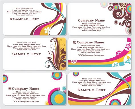 template kartu nama pdf kartu nama renata advertising