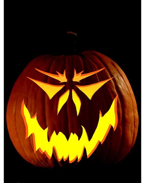 scary pumpkin carving ideas  pinterest scary