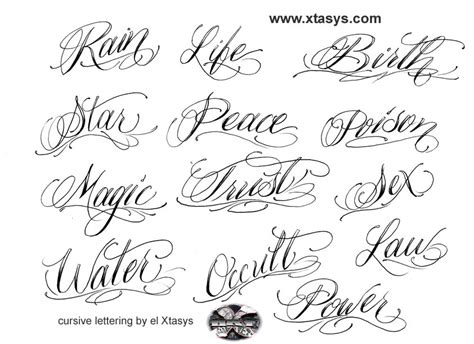 tattoo fonts japanese lettering cursive best home decorating ideas