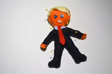 buy donald doll donald voodoo doll with pins