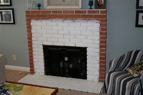 blossom fireplace makeover thanks to the lettered cottage
