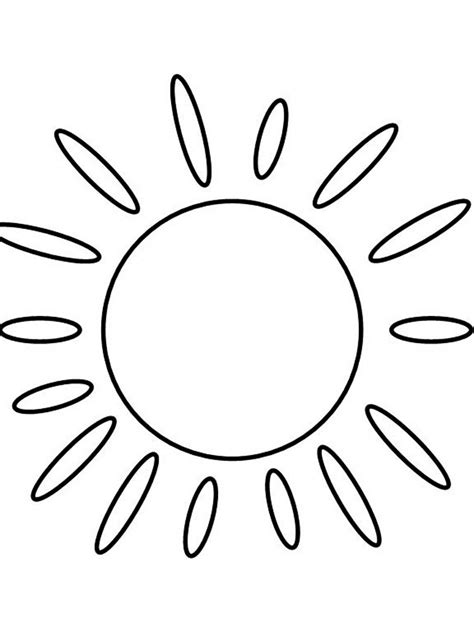 sun coloring page sun coloring pages and print sun coloring pages