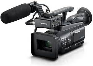film semi sd panasonic kondigt compacte semi professionele videocamera