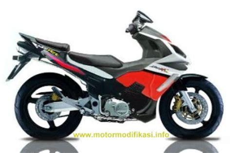 Supra X 125 R modifikasi motor modifikasi supra x 125 r