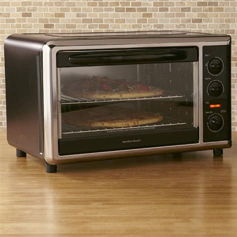 Hamilton Countertop Oven With Convection And Rotisserie by Hamilton Brands Inc Large Countertop Oven