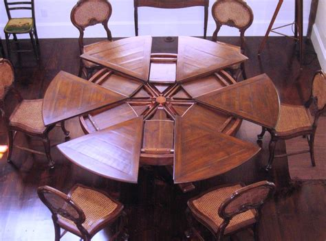 tavolo tondo allungabile tavolo tondo allungabile in legno massello decorazioni