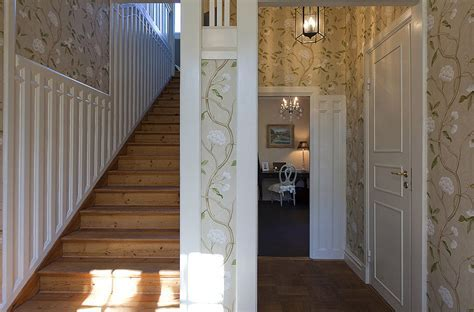 Beautifully Restored Turn Of The Century House In Sweden